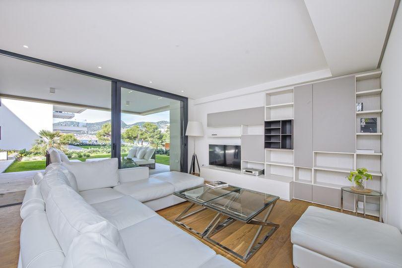 The new luxury complex
