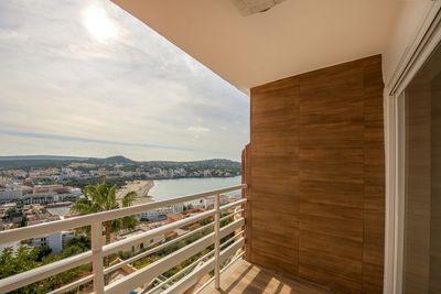 Charmante vollig renovierte Wohnung mit herrlichem Panoramablick