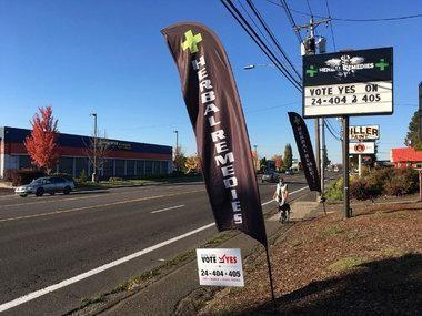 Portland, other communities pass local pot taxes