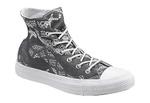CONVERSE Sneakers met 2-kleurige reptielprint