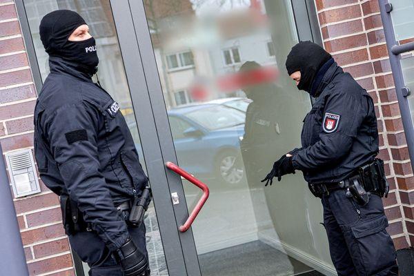 Korrupte Polizisten unter Verdacht