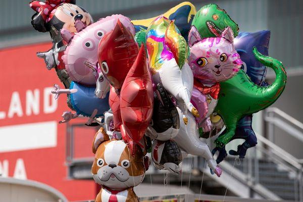 Wie kann ein Luftballon eine ganze Stadt lahmlegen?
