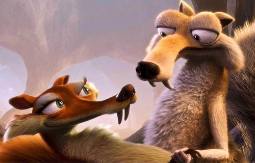L'Âge de glace 3, le temps des dinosaures film complet