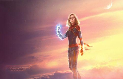 Captain Marvel film complet