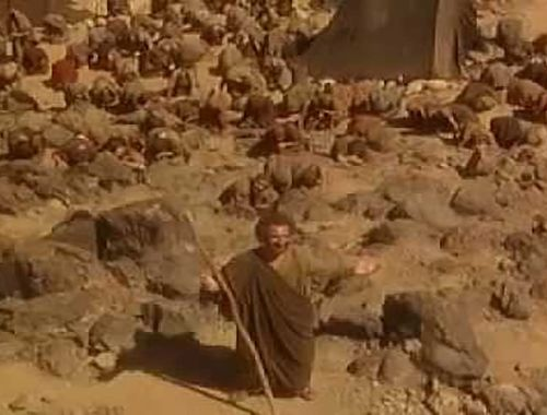 Moisés: Vol. II La Tierra Prometida film complet