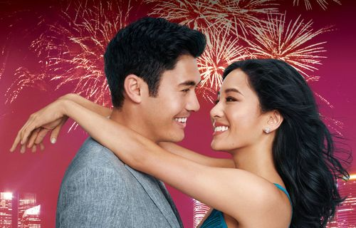 Crazy Rich Asians film complet