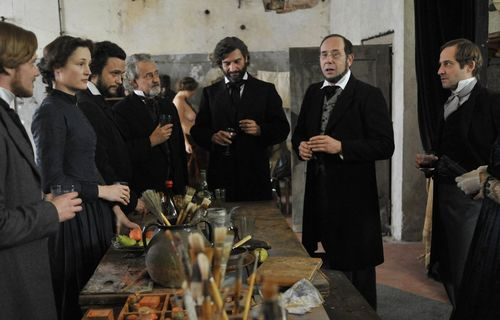 The Young Karl Marx film complet