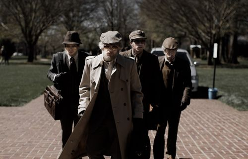 American Animals film complet
