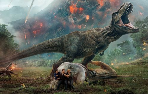 Jurassic World : Fallen Kingdom film complet