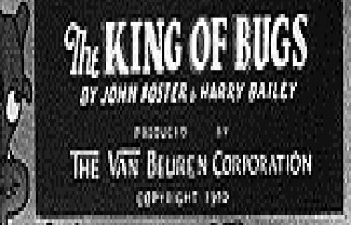 The King of Bugs FULL movie