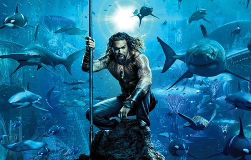Aquaman film complet