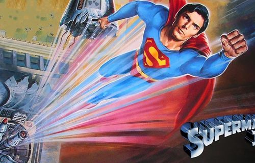 Superman IV film complet