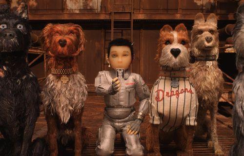 Isle of Dogs FULL movie