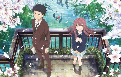 Koe no Katachi film complet