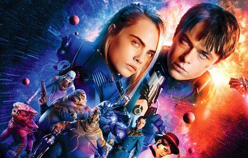 Valérian et la Cité des mille planètes film complet