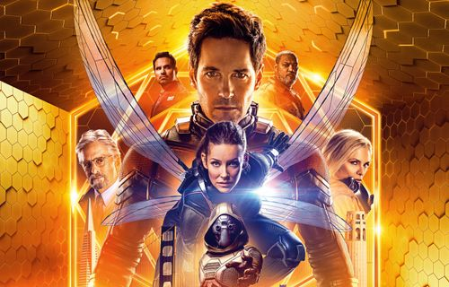 Ant-Man et la Guêpe film complet