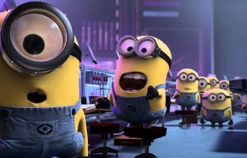 Minions: 3 Mini-Movie Collection FULL movie