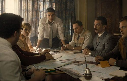 Operation Finale film complet