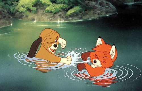 The Fox and the Hound film complet