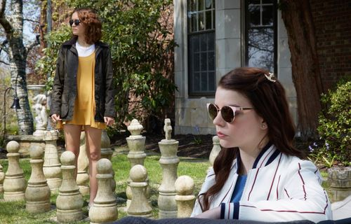 Thoroughbreds film complet