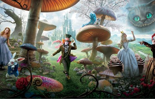 Alice in Wonderland FULL movie