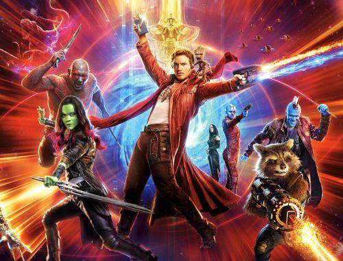 Les Gardiens de la Galaxie Vol. 2 film complet