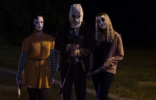 Strangers: Prey at Night film complet