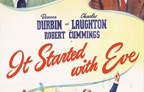 It Started with Eve FULL movie