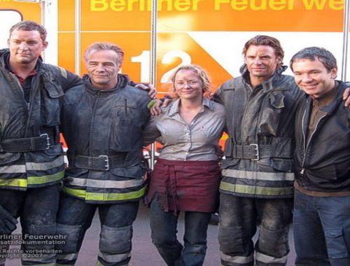 Prisonniers des flammes film complet