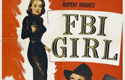 FBI Girl FULL movie