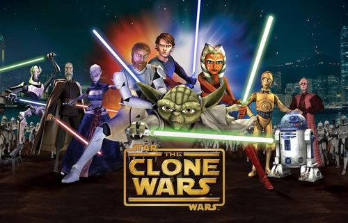 Star Wars : The Clone Wars film complet