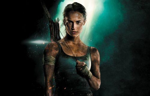 Tomb Raider film complet