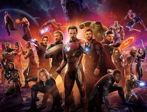 Avengers: Infinity War film complet