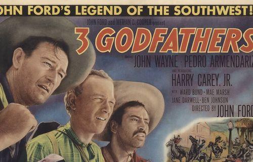 3 Godfathers FULL movie