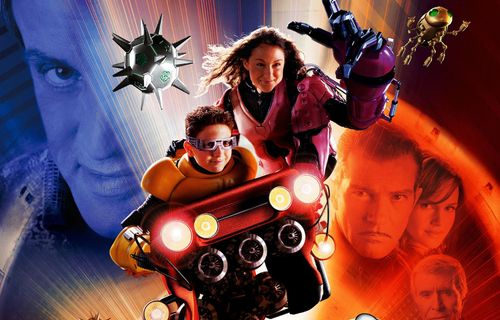 Spy Kids 3 : Mission 3D film complet