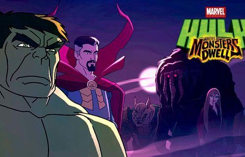 Hulk: Where Monsters Dwell FULL movie