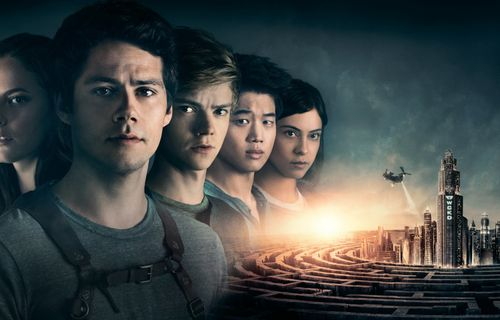 Maze Runner: The Death Cure FULL movie
