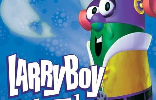 Larry-Boy! & the Fib from Outer Space! FULL movie