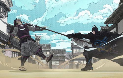 Batman Ninja FULL movie