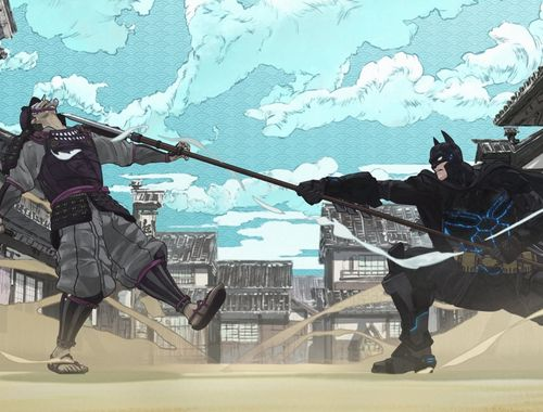 Batman Ninja film complet