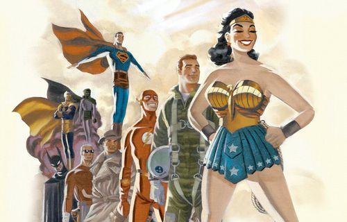 La Ligue des Justiciers : Nouvelle Frontière film complet
