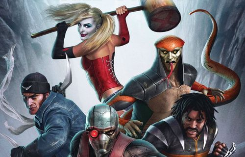 Suicide Squad : Hell to Pay film complet