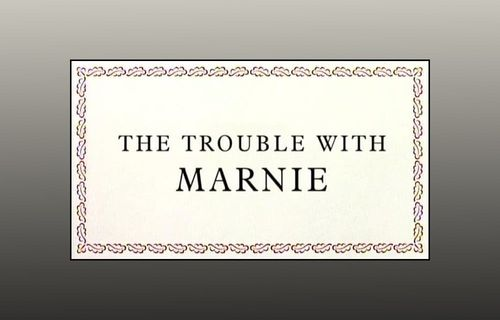 The Trouble with Marnie FULL movie