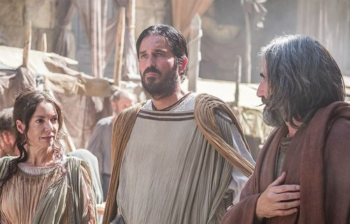 Paul, Apostle of Christ film complet