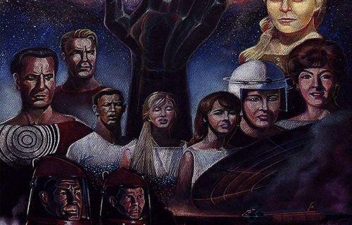 Andromeda Nebula FULL movie