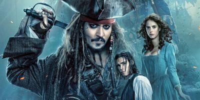 Pirates des Caraïbes - La vengeance de Salazar  streaming