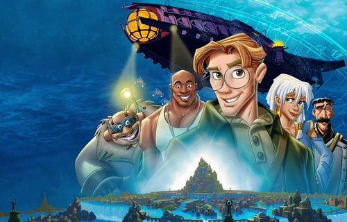 Atlantis: The Lost Empire FULL movie