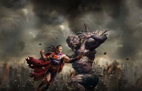The Death of Superman FULL movie