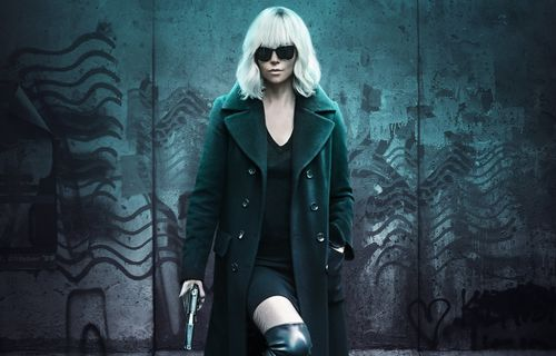 Atomic Blonde film complet