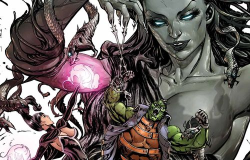 Justice League Dark film complet